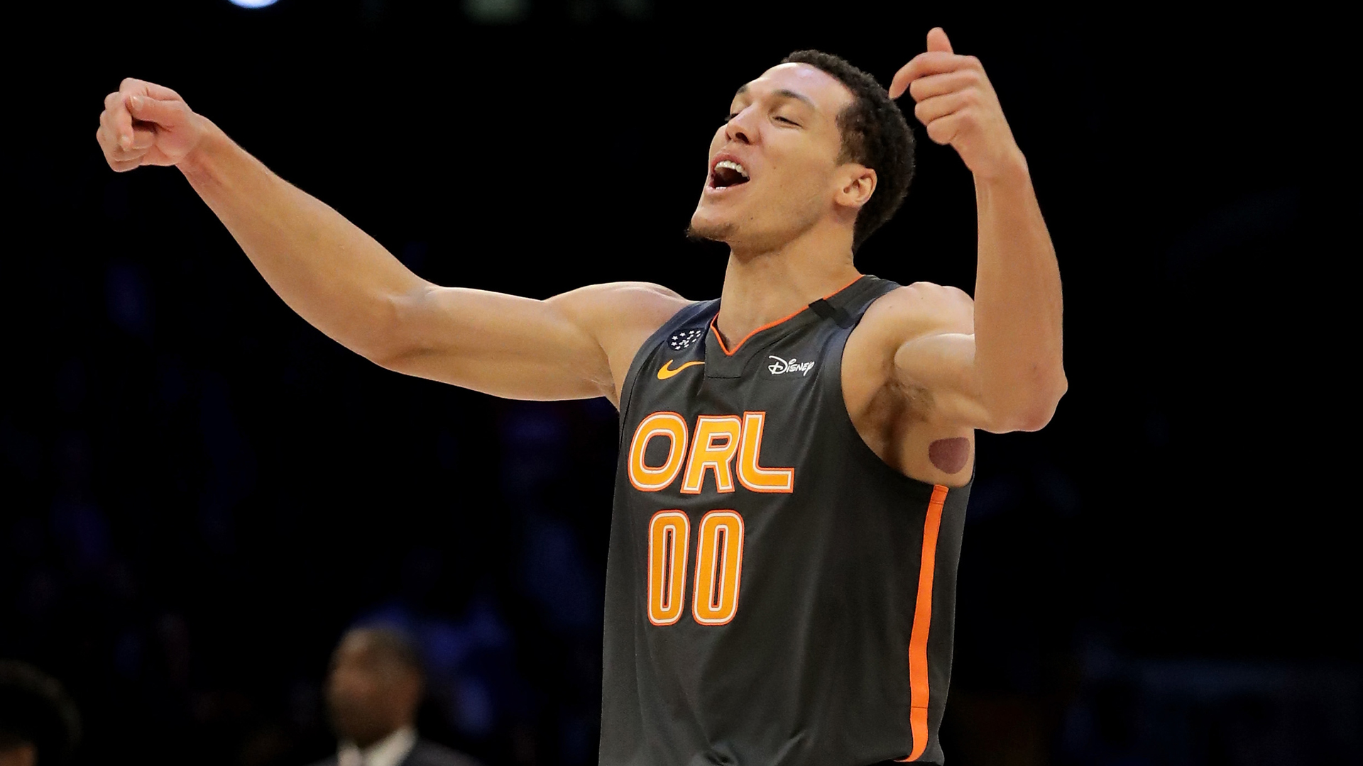 Aaron Gordon unlikely to return to Slam Dunk Contest; 'I should have two trophies'