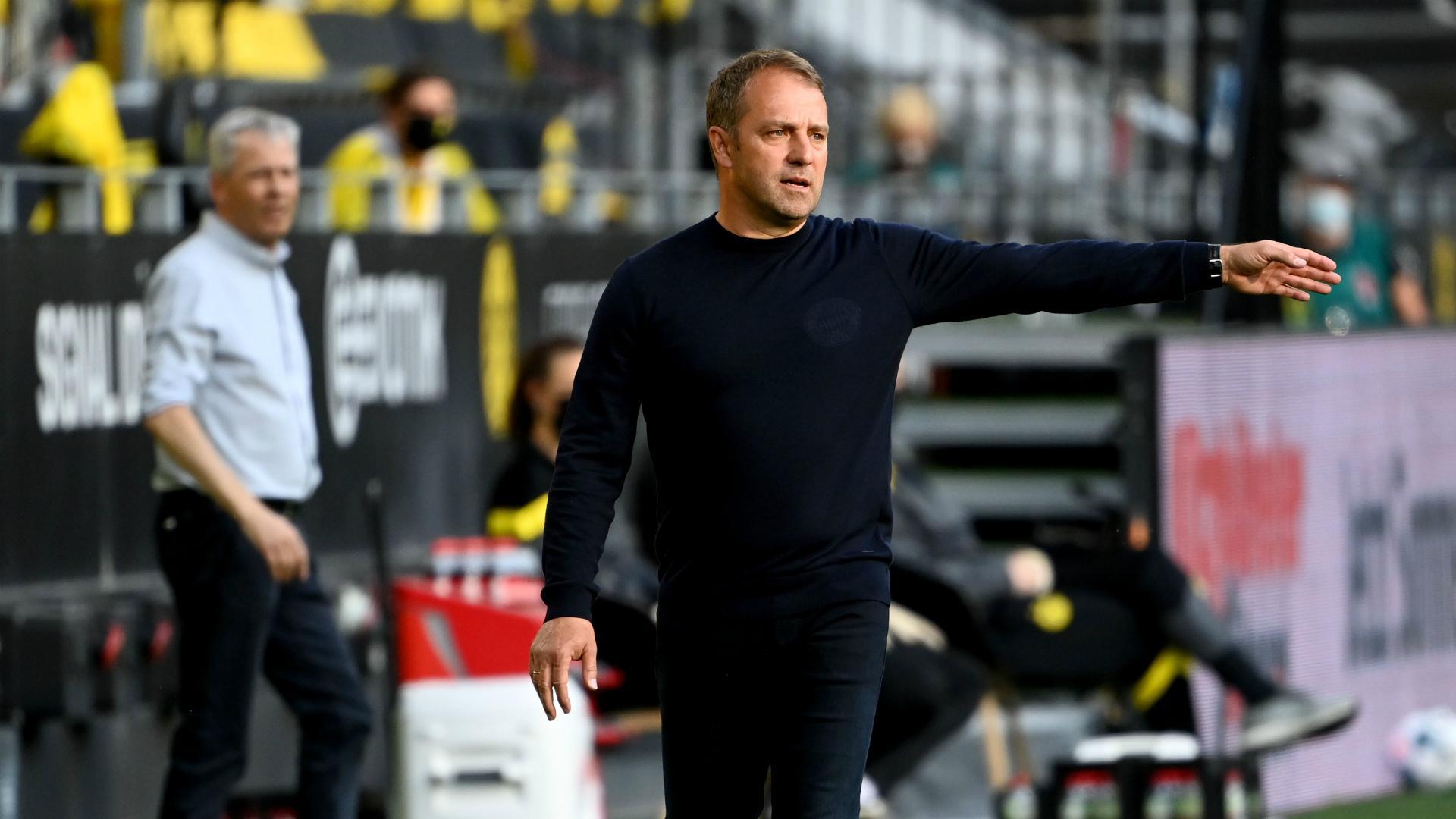 Flick emulates Guardiola's Bayern Munich feat with Klassiker victory
