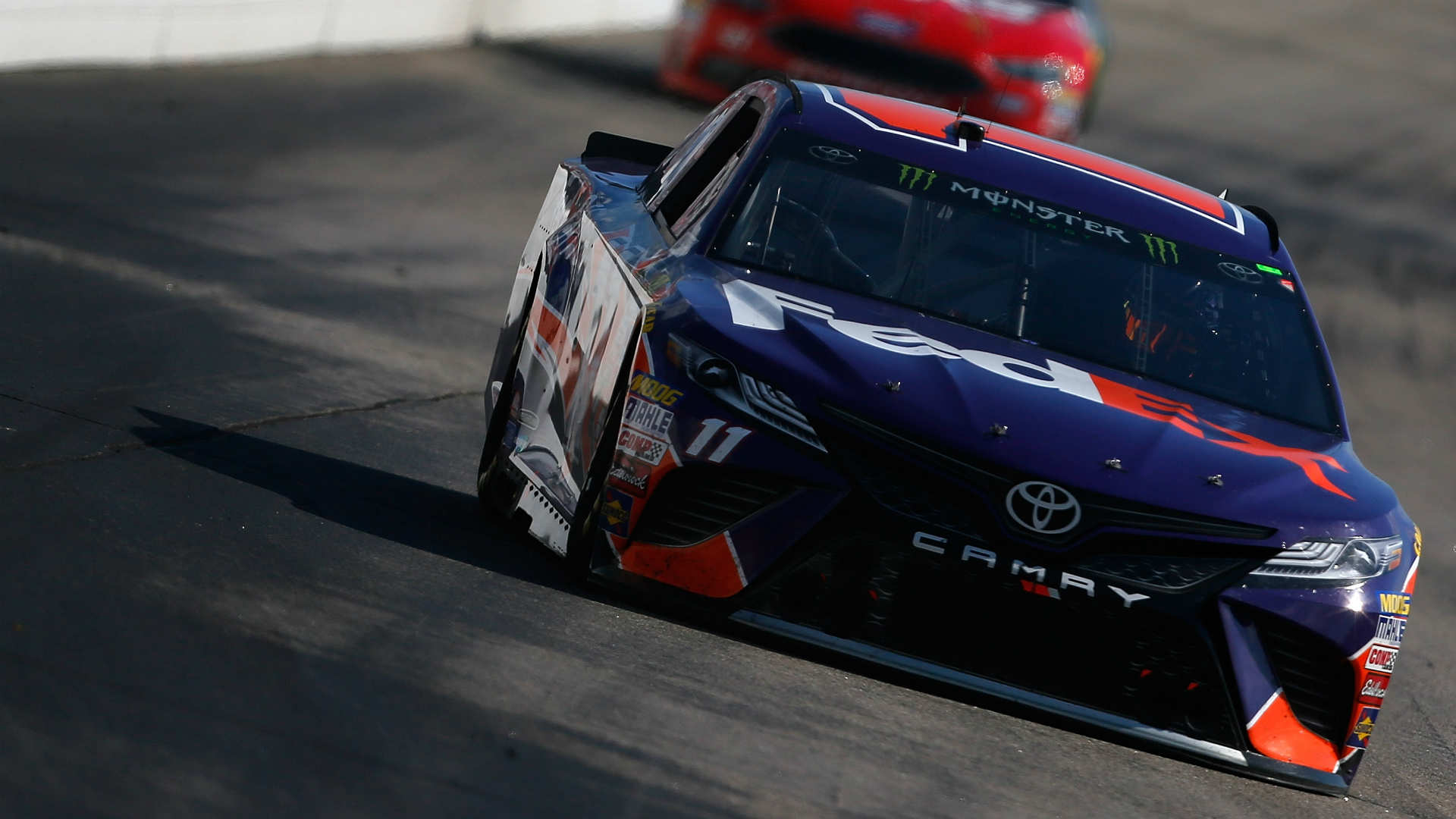 Nascar New Hampshire Results