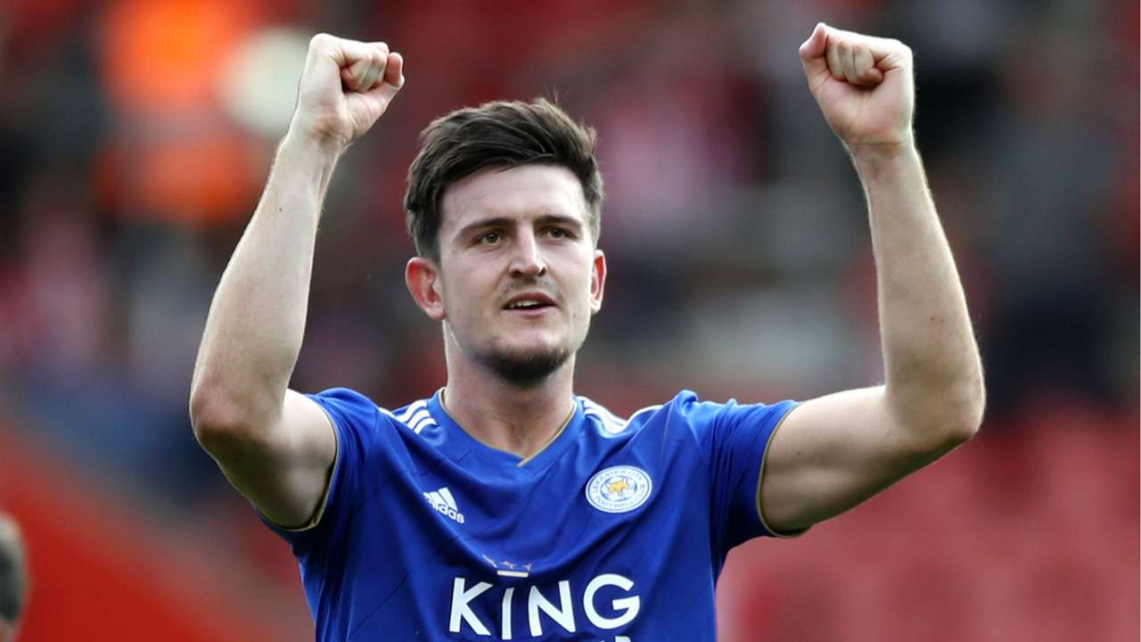 Harry Maguire - cropped