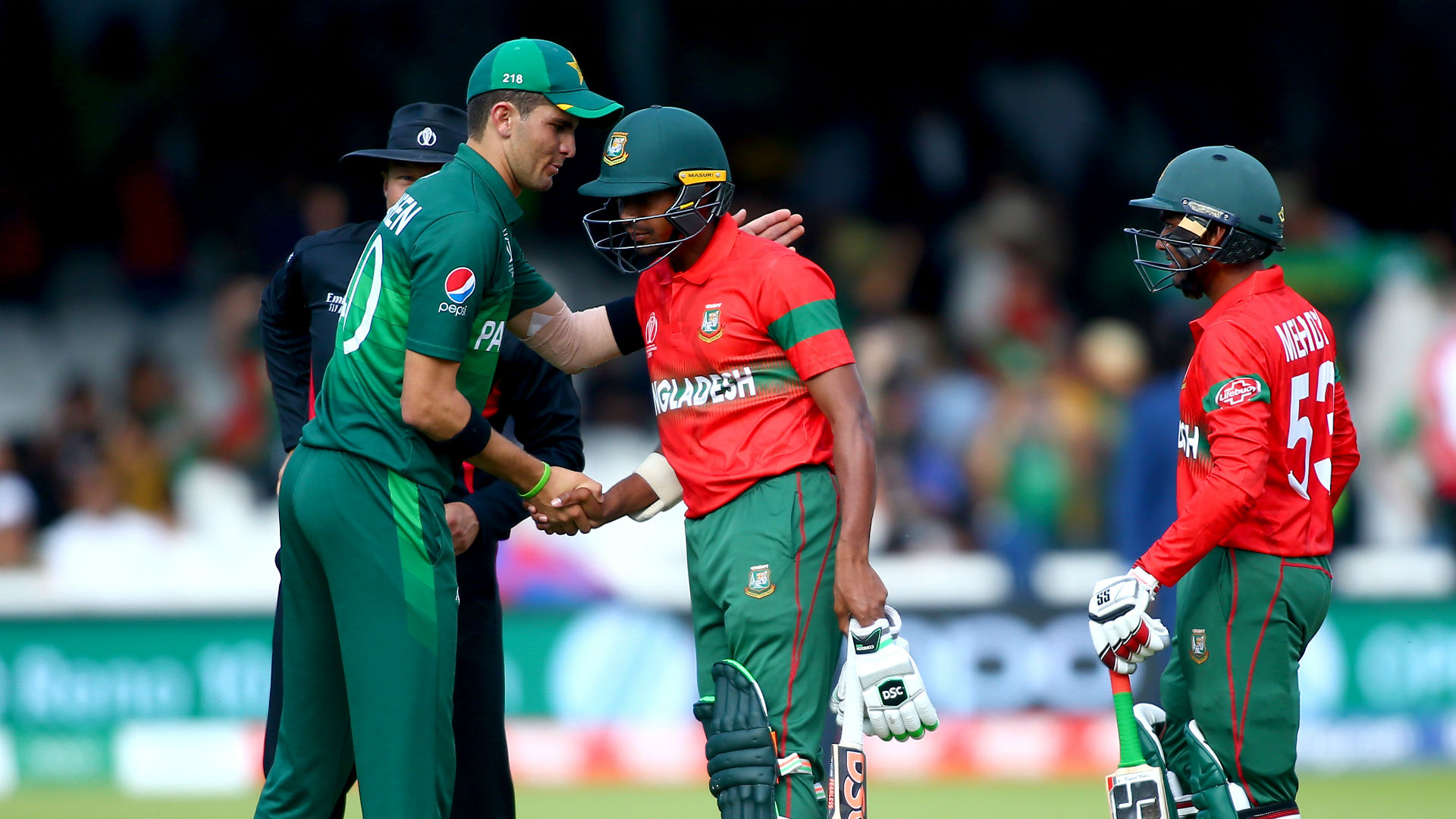 Bangladesh agree revised Pakistan schedule amid security concerns