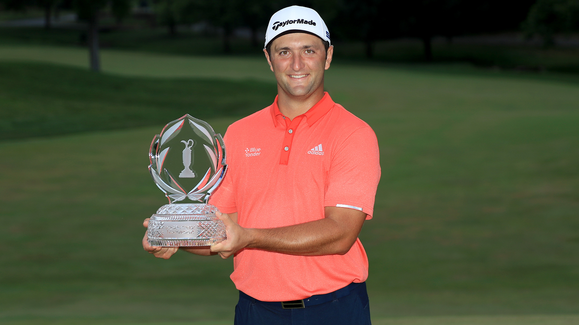 Jon Rahm moves past penalty, claims world No. 1 spot with Memorial win 1