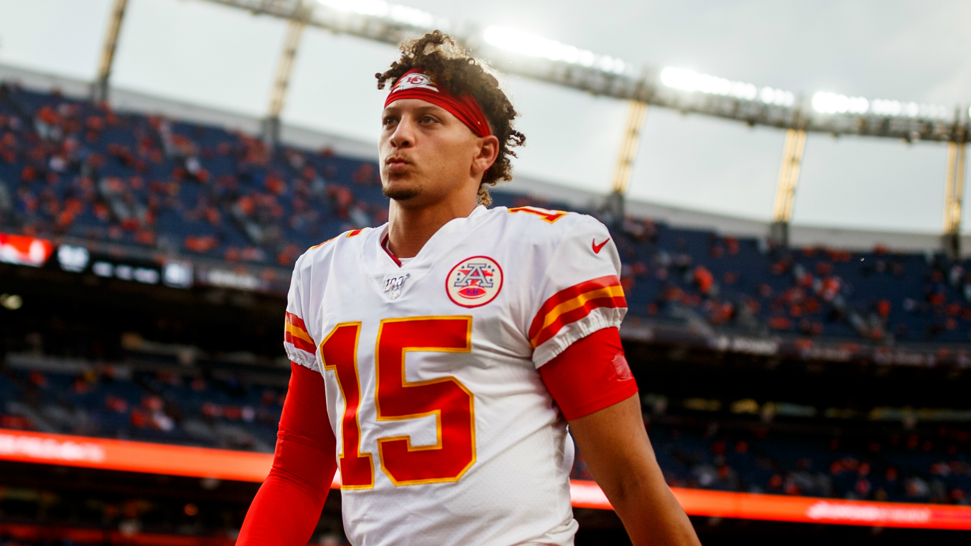 Patrick Mahomes Injury Update Chiefs Qb Knee Out Vs