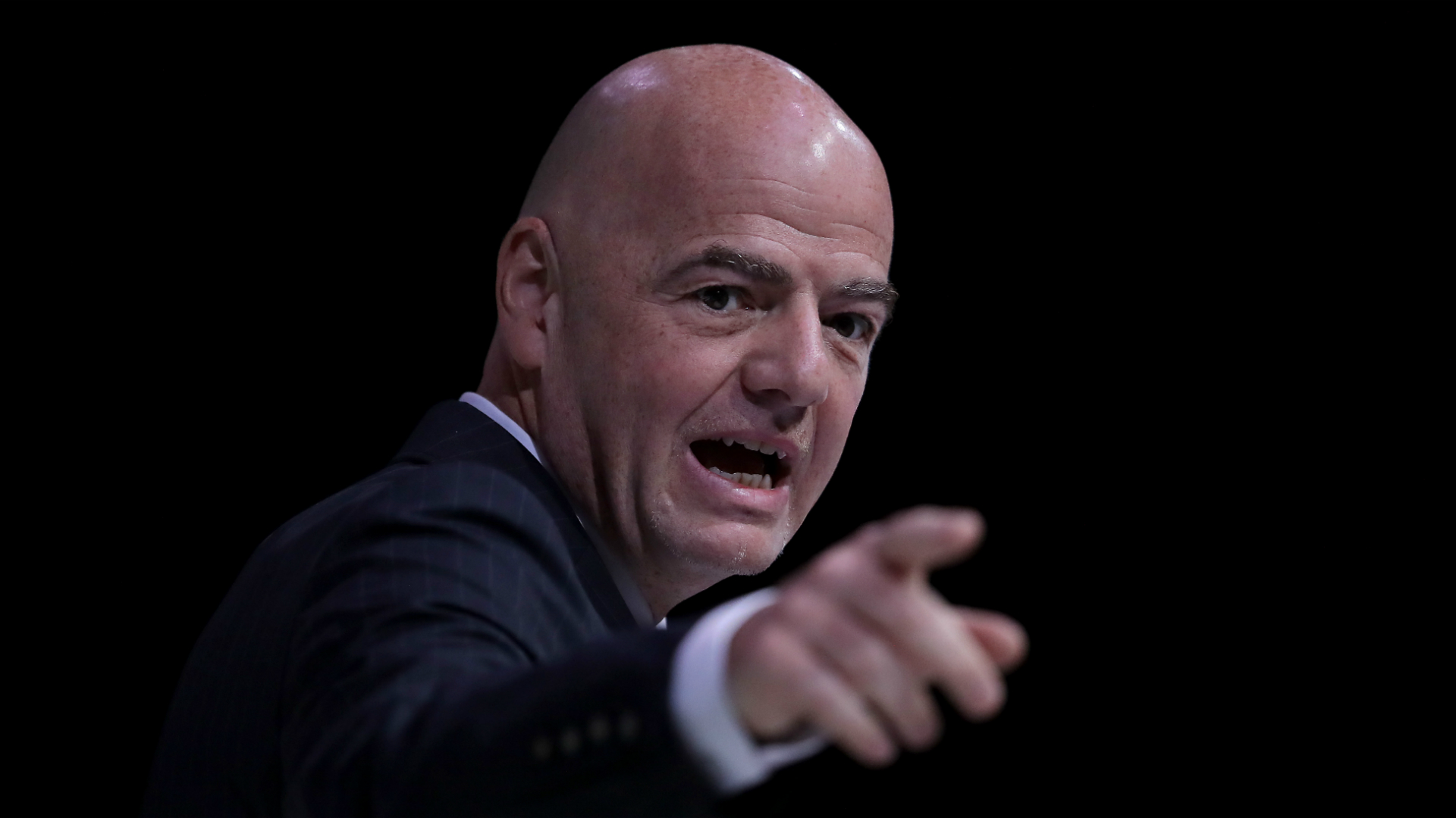 Infantino: Iran must allow women into stadiums