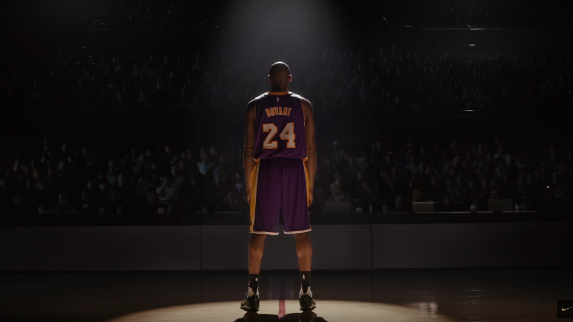 Kobe Bryant orchestrates his haters in