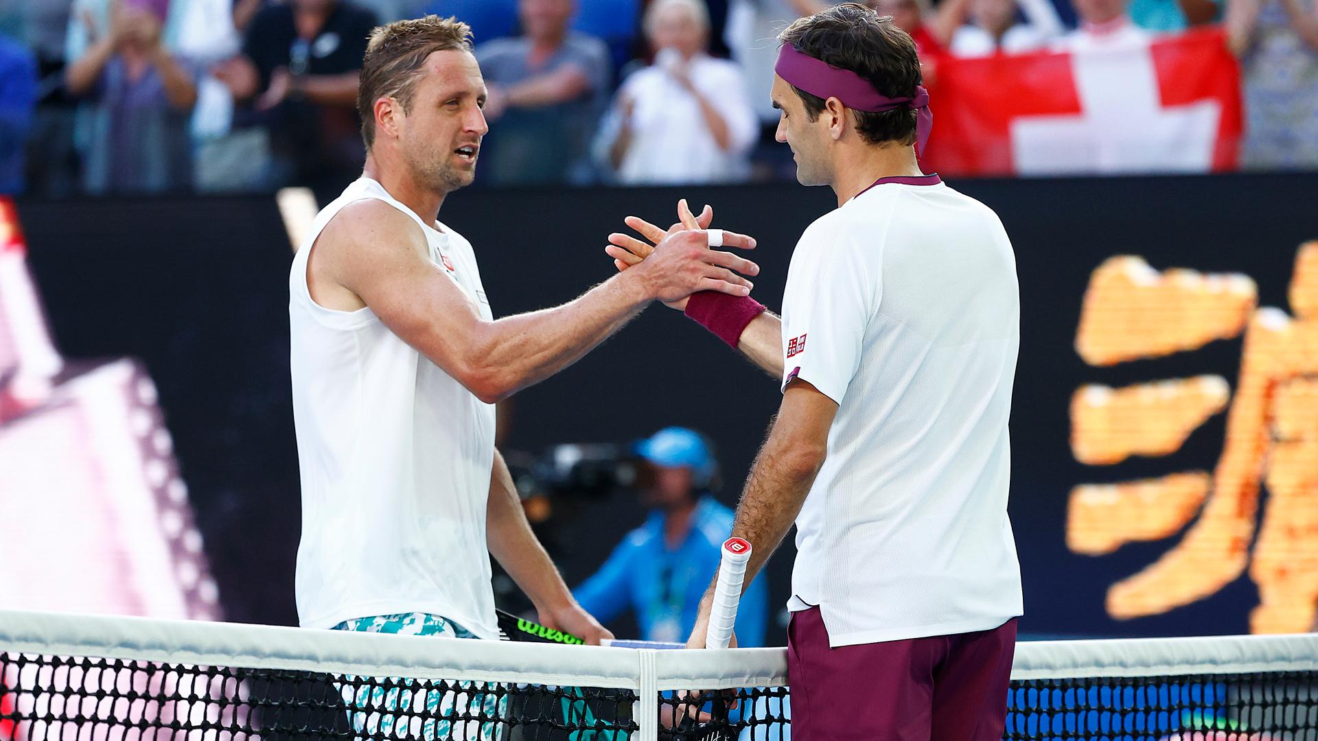 Australian Open 2020: The seven match points Roger Federer saved against Tennys Sandgren
