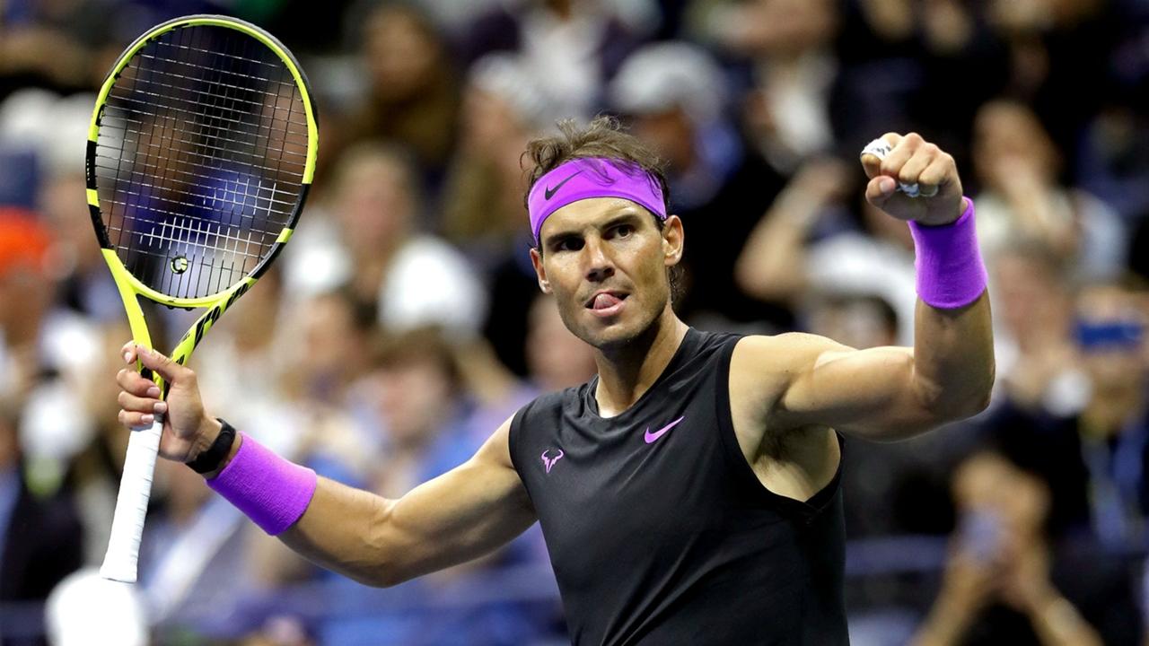 Us Open 2019 Rafael Nadal Breaks Down Stubborn Matteo Berrettini To Set Up Daniil Medvedev Final Sporting News Australia