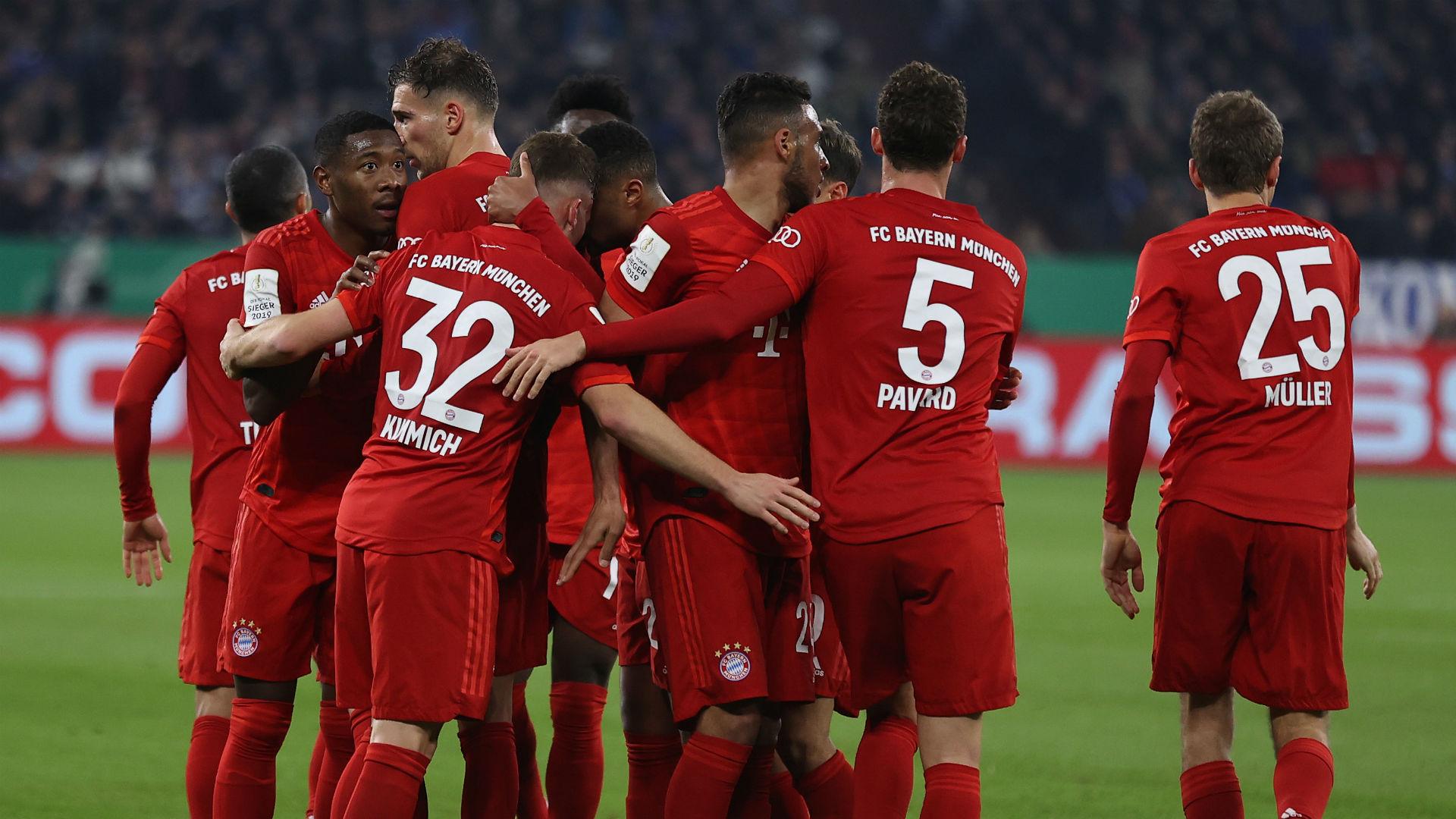 Wallpaper Bayern Munich Squad 2020 - Hd Football