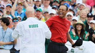 Joe LaCava Tiger Woods - cropped