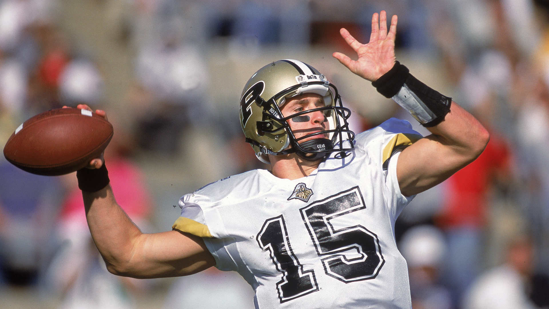 Drew Brees Commits 1 Million To Purdue Football Sporting News