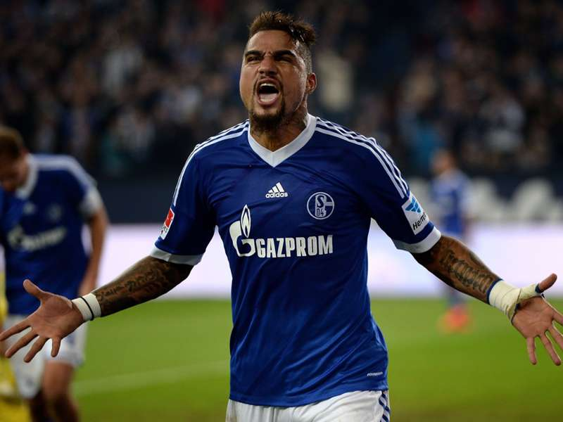 Kevin-Prince Boateng believes Schalke can beat any team   Goal.com