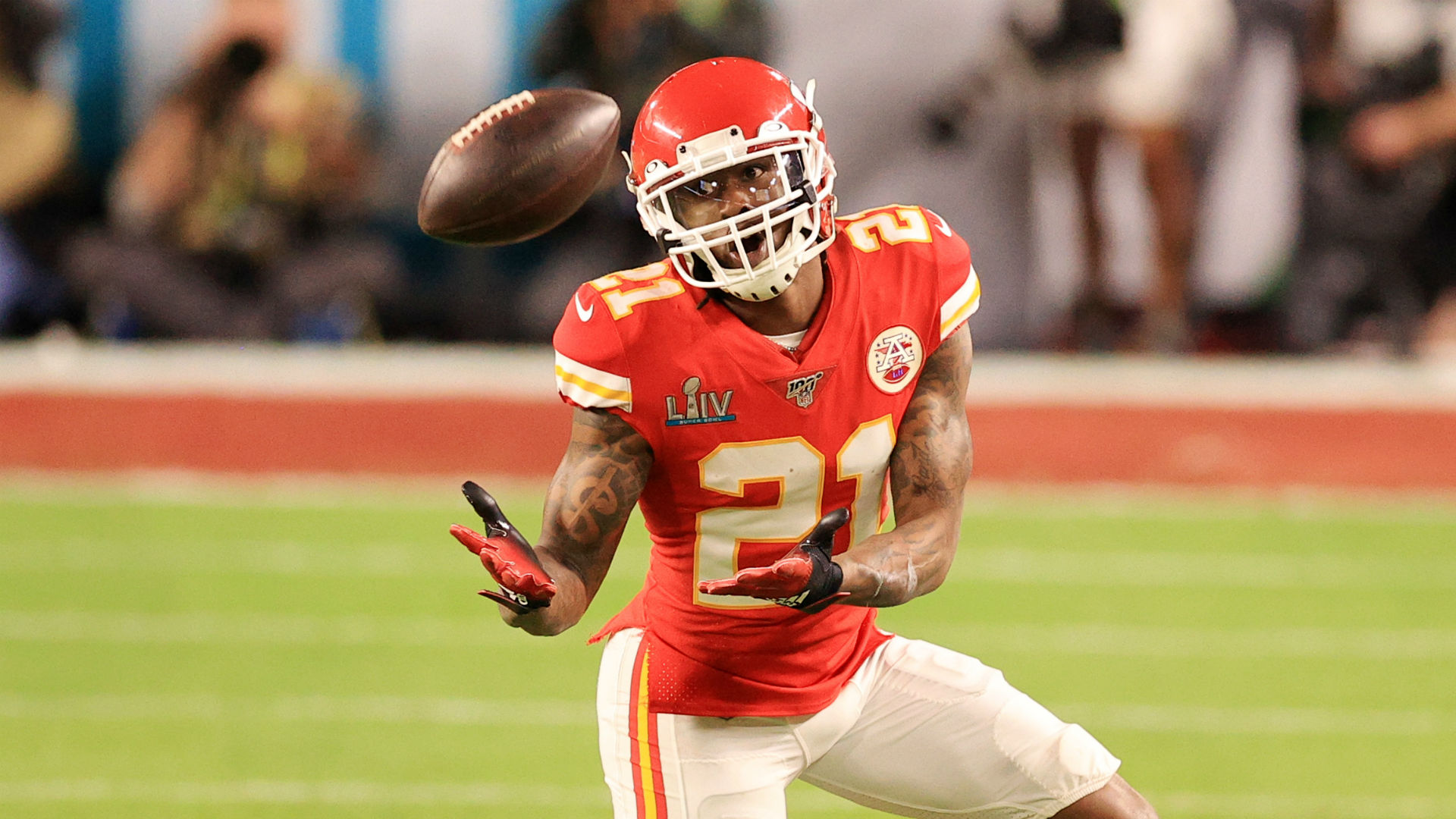 Chiefs CB Bashaud Breeland arrested on multiple charges 1