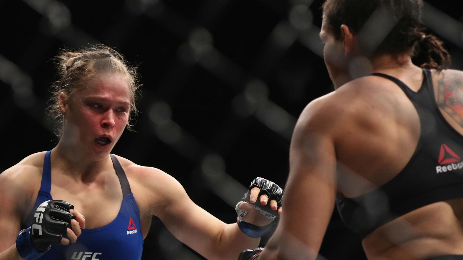Amanda Nunes Tko Ronda Rousey In Ufc 207 Sporting News