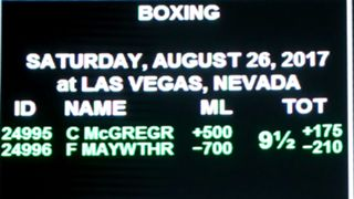 mayweather-mcgregor-odds-vegas-082717-getty-ftr