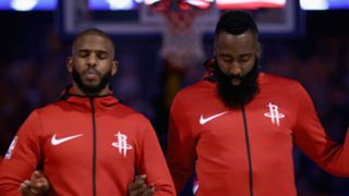 Chris Paul and James Harden cropped