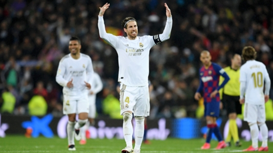 Worst Madrid? I'd sign up to win every Clasico like that - Ramos hits back at Pique