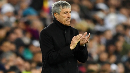 Setien sees 'many turns' left in La Liga after El Clasico loss