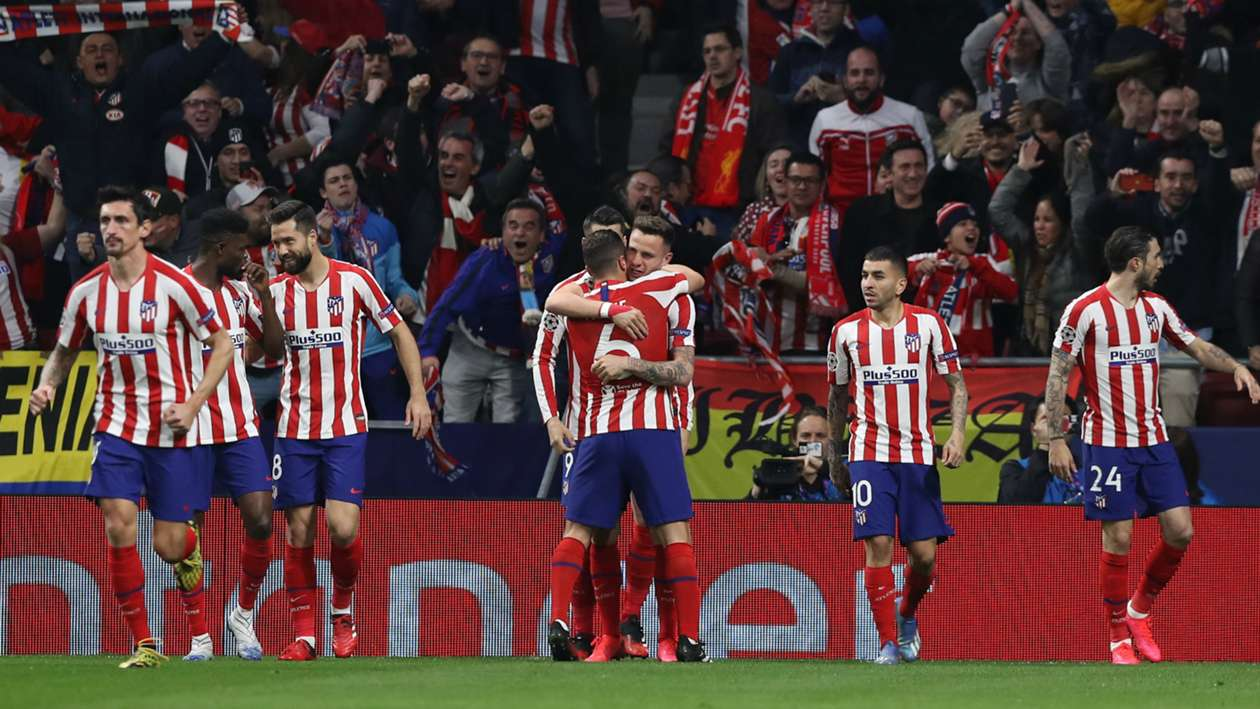 UCL (2019-2020) Report: Atletico Madrid 1-0 Liverpool - Early Saul strike gives Simeone's men first-leg lead