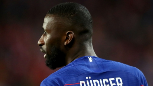 Rudiger sends message to racists following alleged abuse at Tottenham Stadium