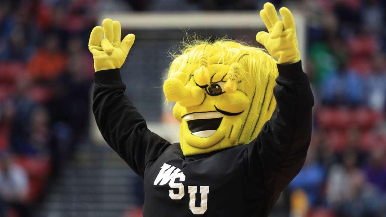Wichita State mascot - cropped