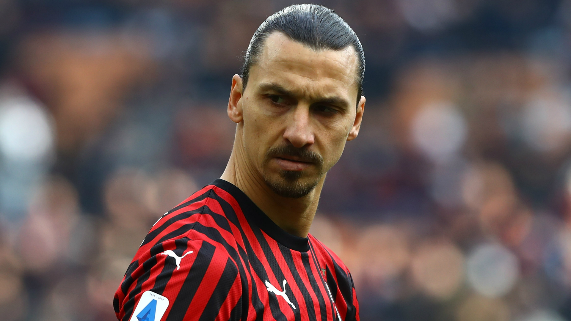 Ibrahimovic's AC Milan career may be over after sustaining injury in training
