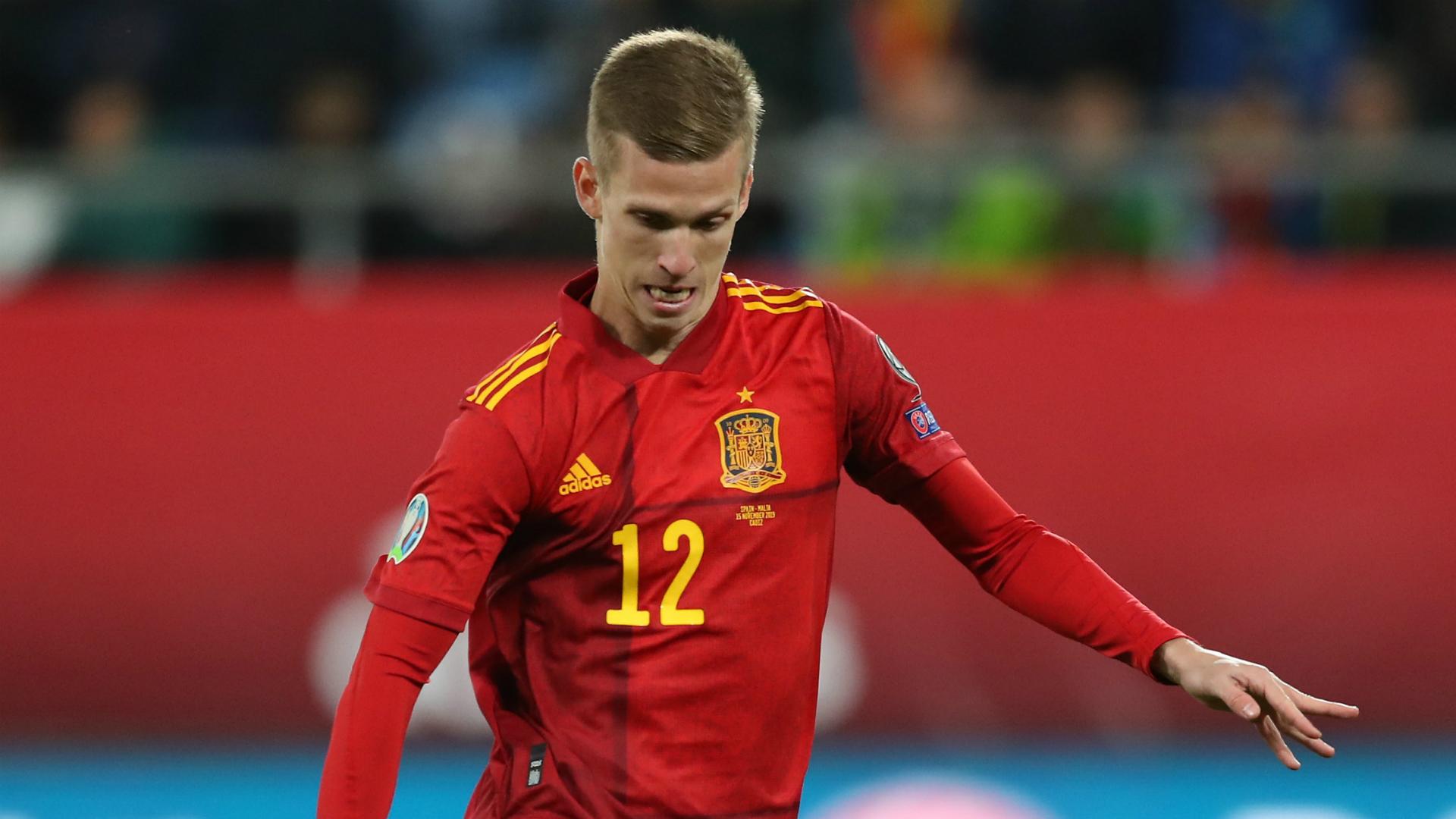Barcelona 'leading the way to sign Spanish midfielder Dani Olmo'