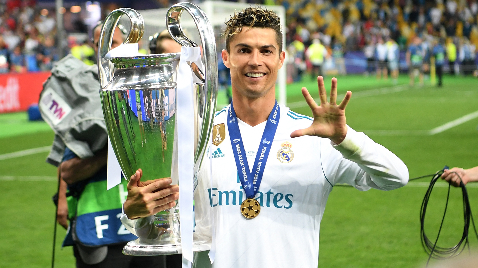 Ronaldo It Should Be Called The Cr7 Champions League Sporting News Australia