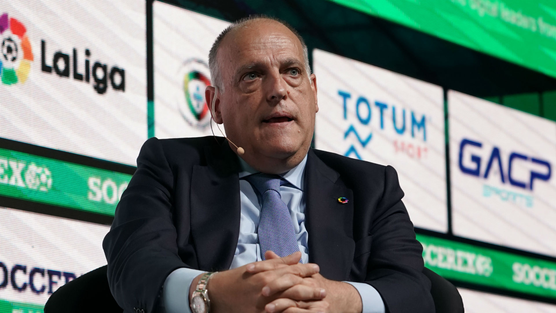 'There will be football every day' - Tebas set on June 12 date for La Liga resumption