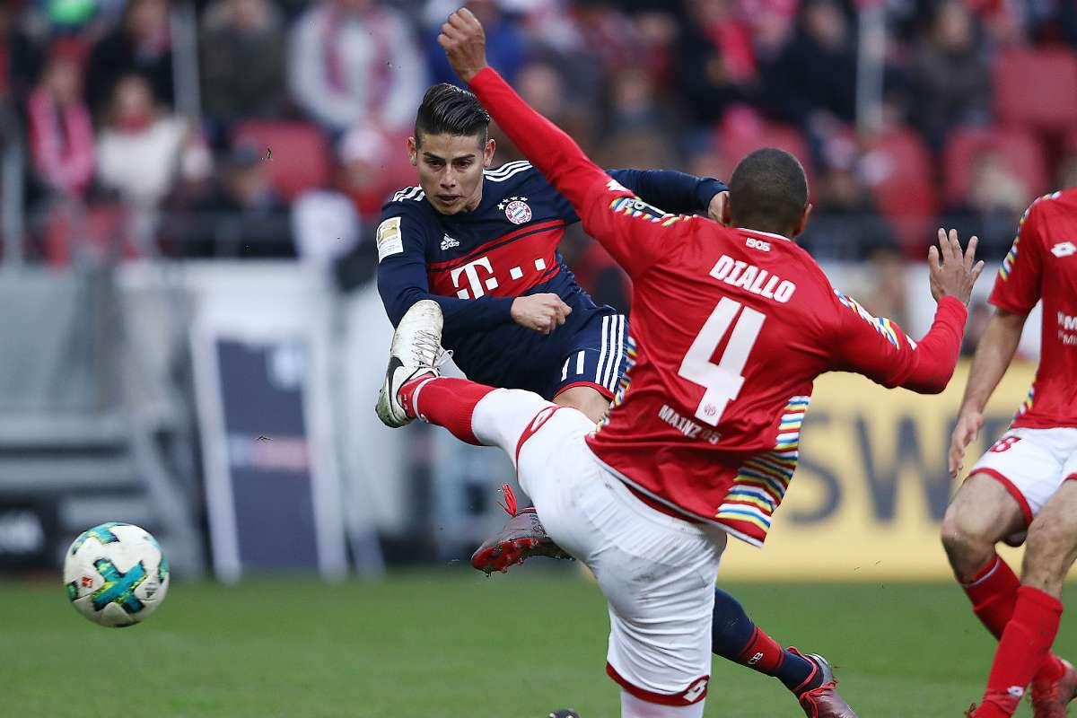Bundesliga Mainz 0 Bayern Munich 2 Goal Com