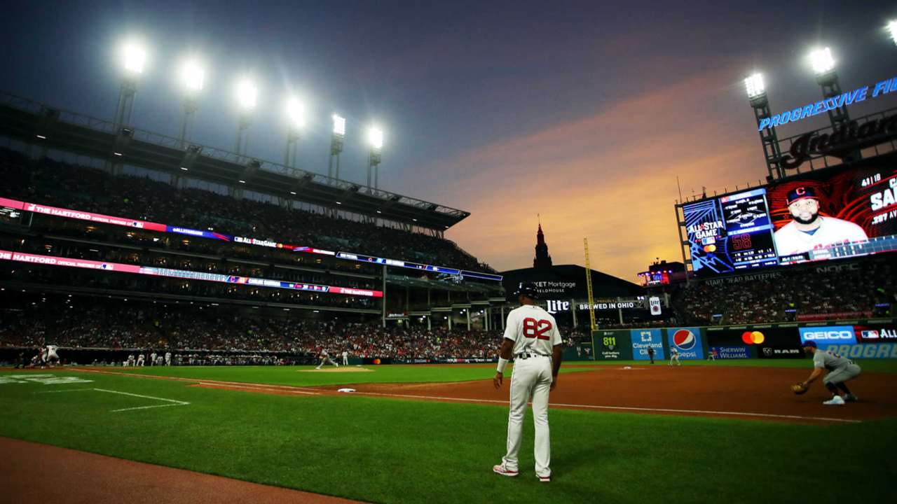 2019 MLB All-Star Game at Progressive Field