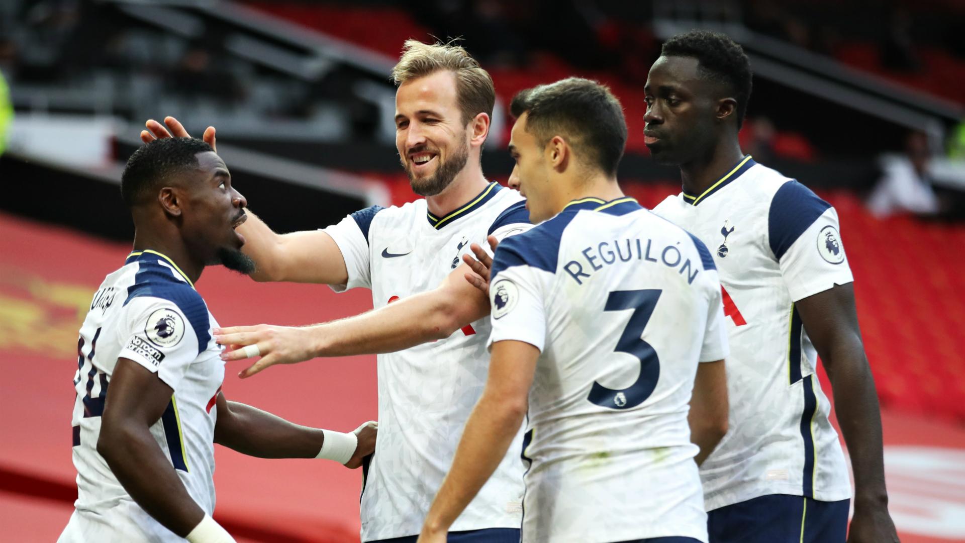 Manchester United V Tottenham Hotspur Match Report 04 10 20 Premier League Goal Com