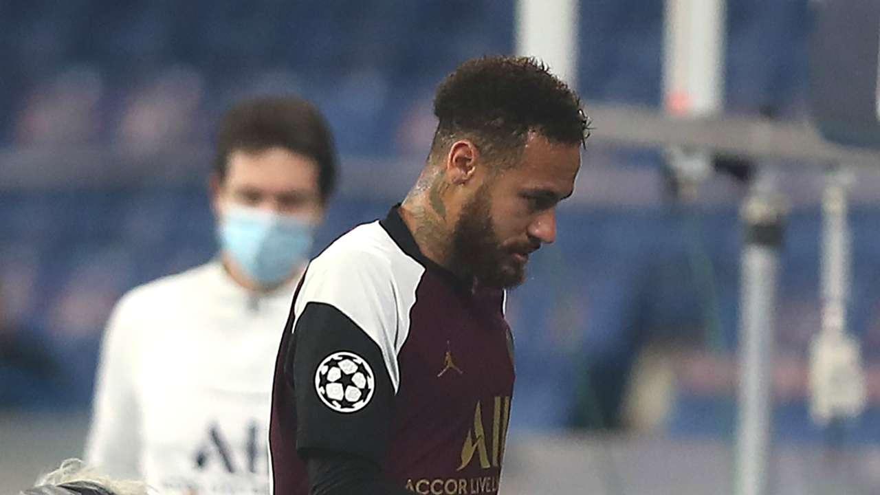 PSG forward Neymar