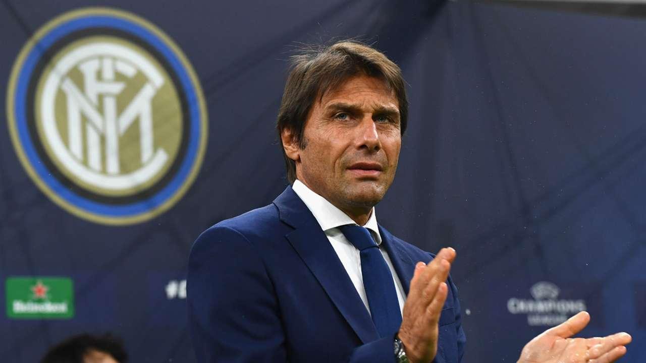 Inter boss Antonio Conte