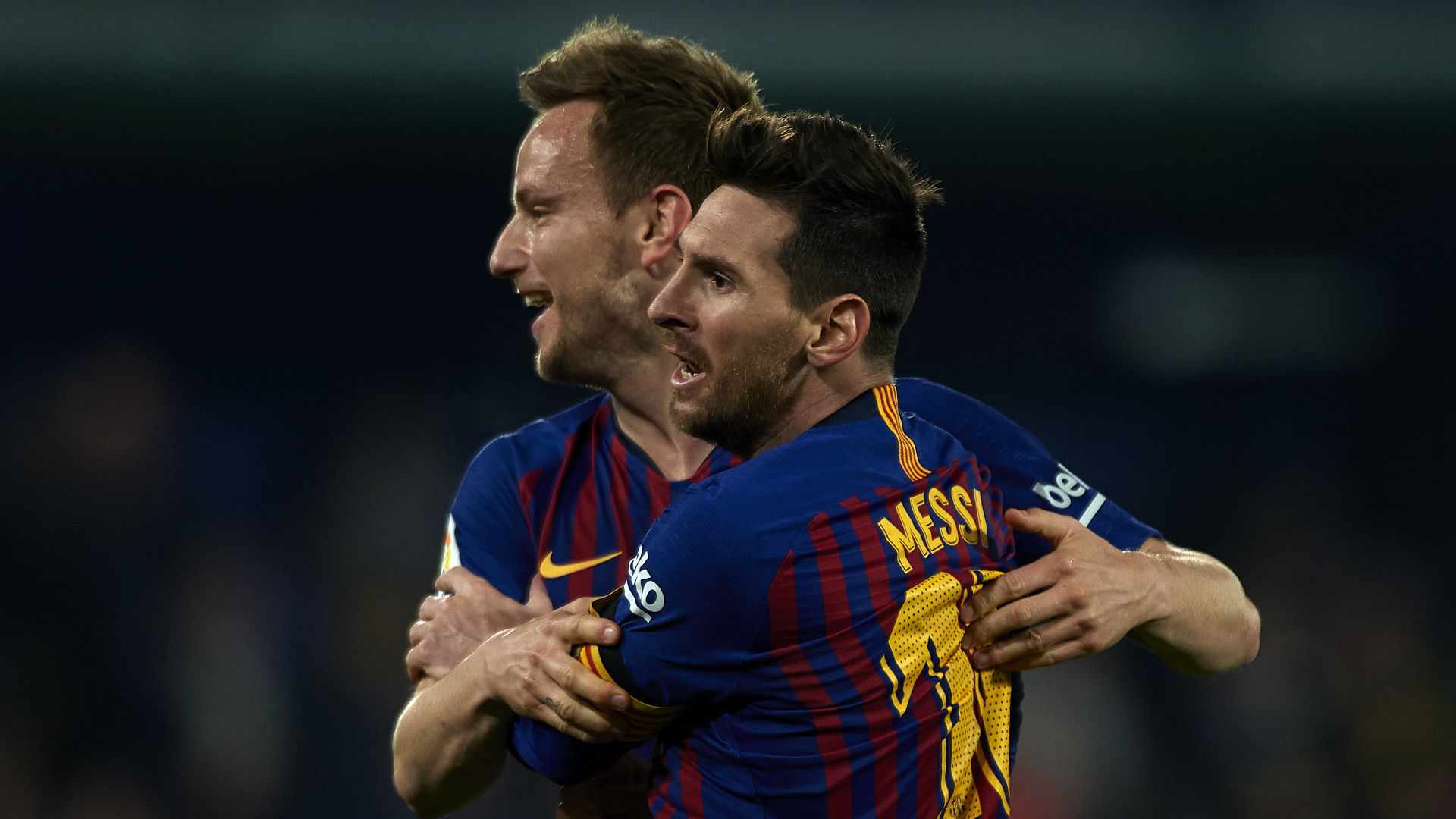 'Barcelona is always the first and best option' - Rakitic offers future advice to Messi
