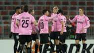 LASK players celebrate - cropped