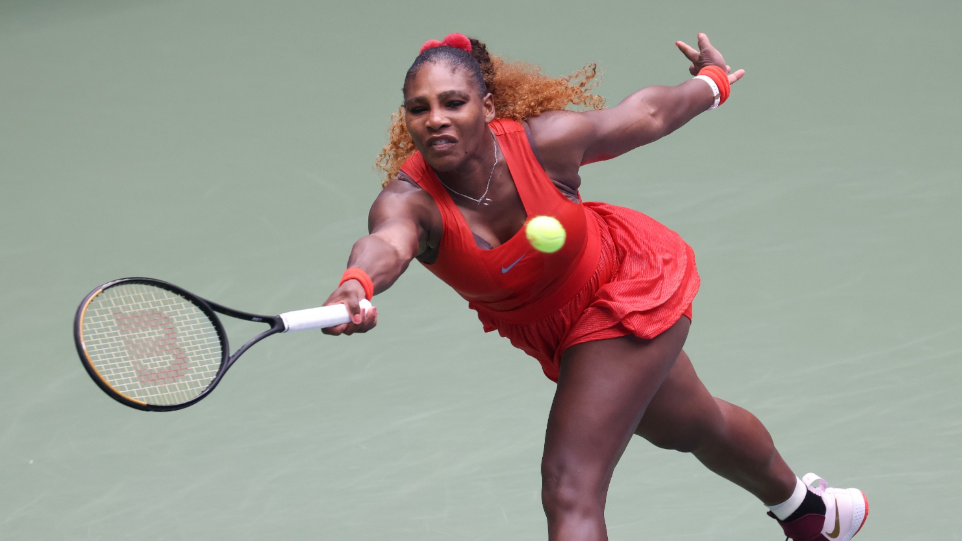 US Open 2020: Serena Williams rallies to halt Tsvetana Pironkova fairytale and reach semis 1