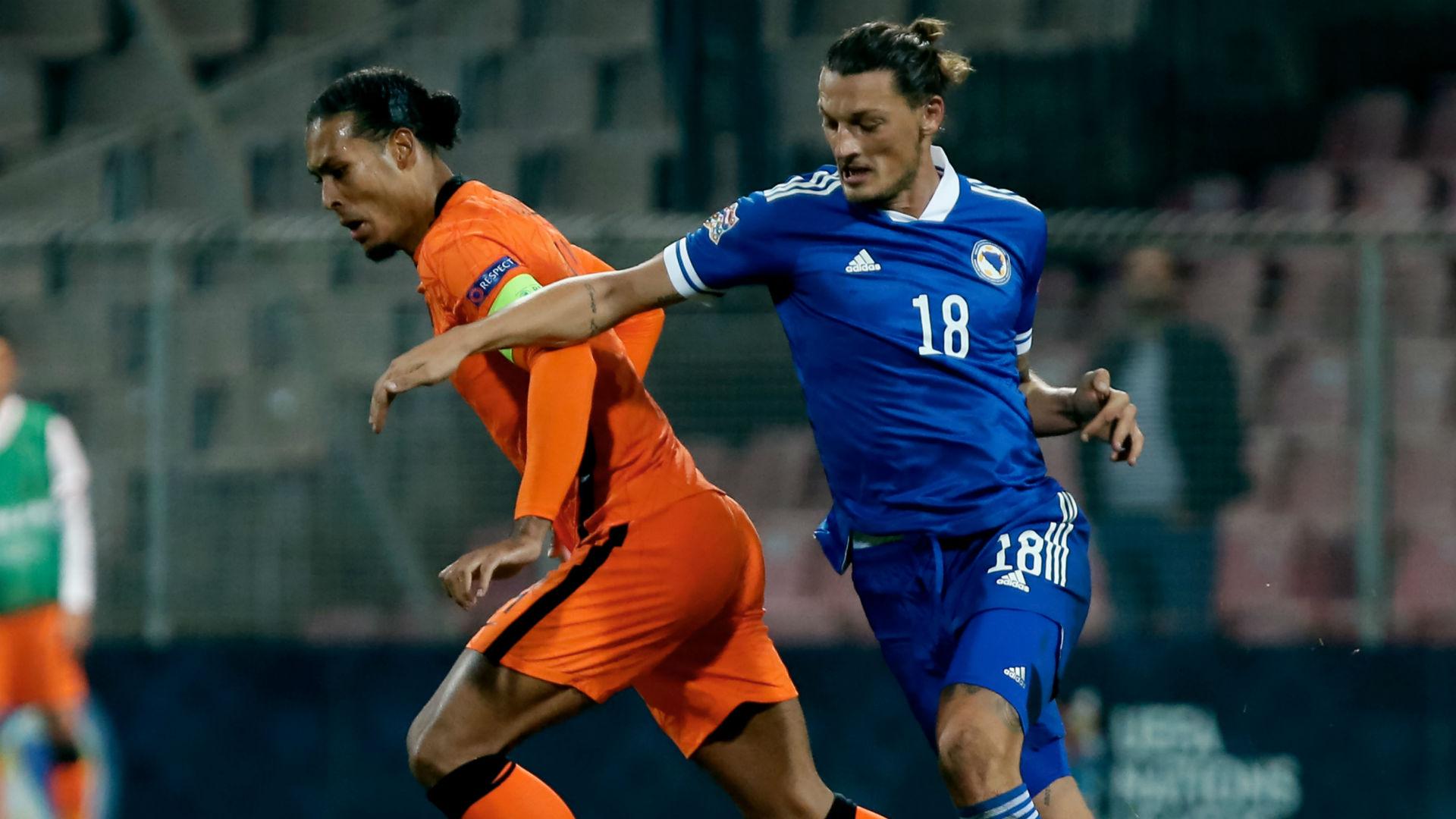Bosnia-Herzegovina 0-0 Netherlands: De Boer draw leaves questions for new boss