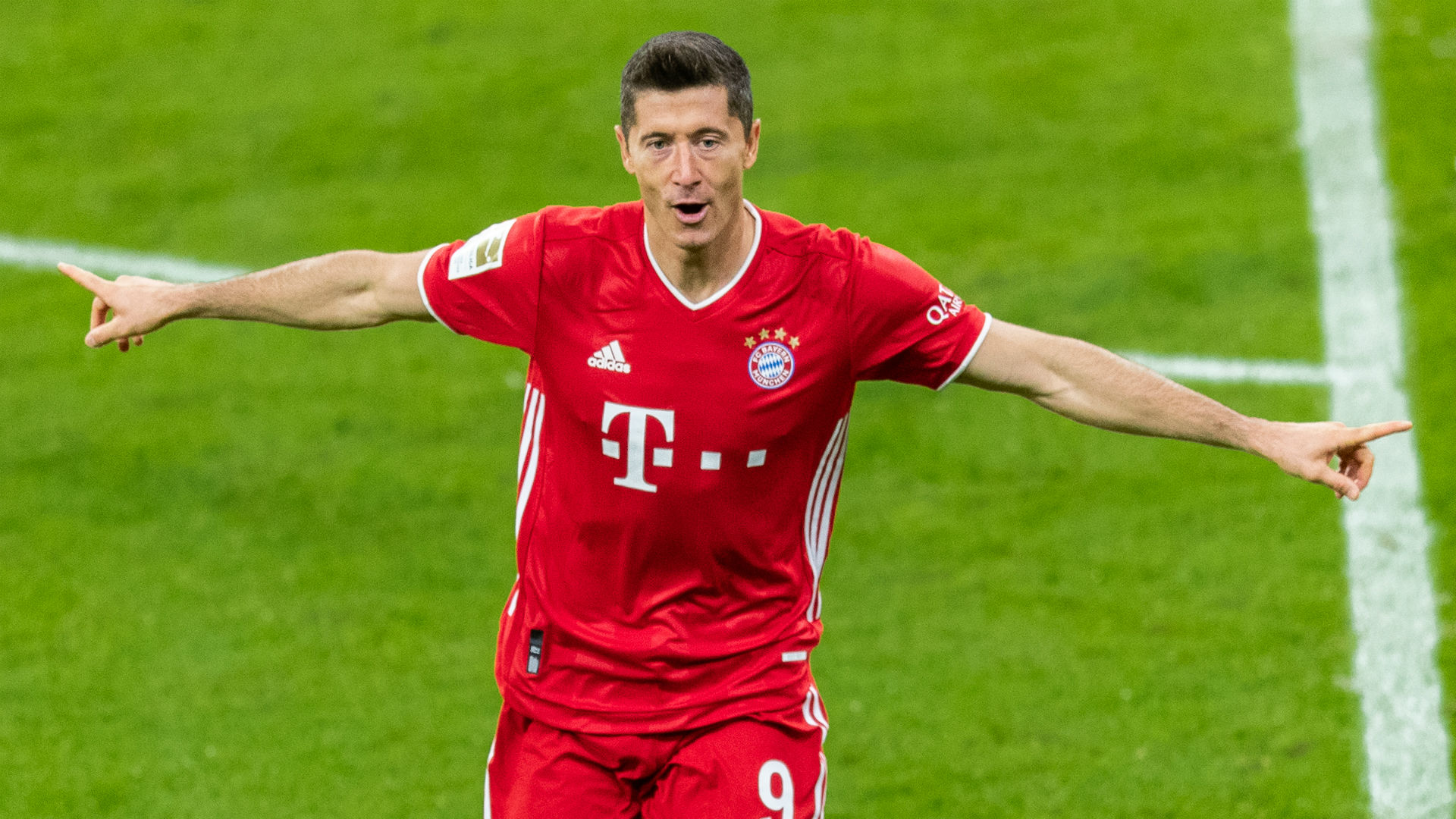 Lewandowski, Mueller Score a Brace Each as Bayern Munich Crush Arminia