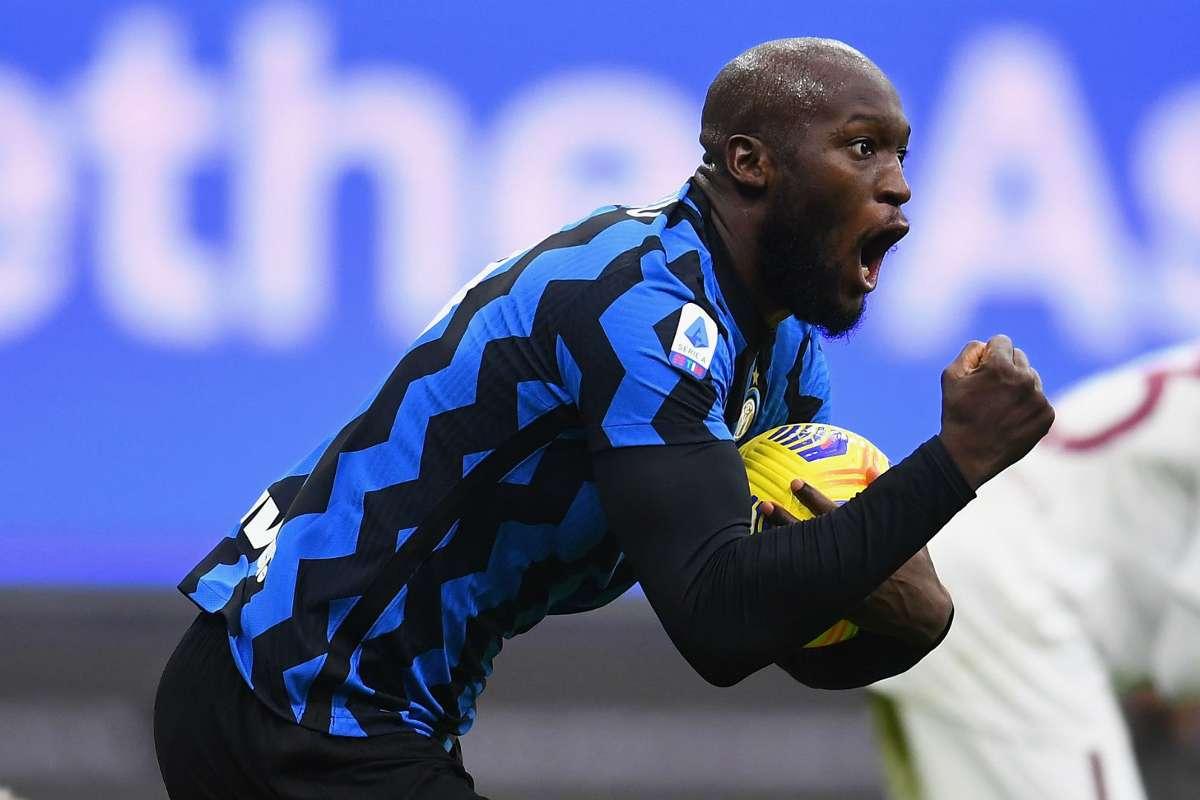 Inter 4-2 Torino: Romelu Lukaku inspires stunning Nerazzurri comeback |  Goal.com