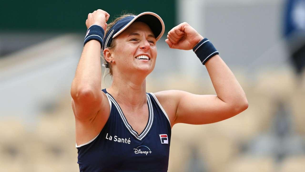 Nadia Podoroska Roland Garros 06102020