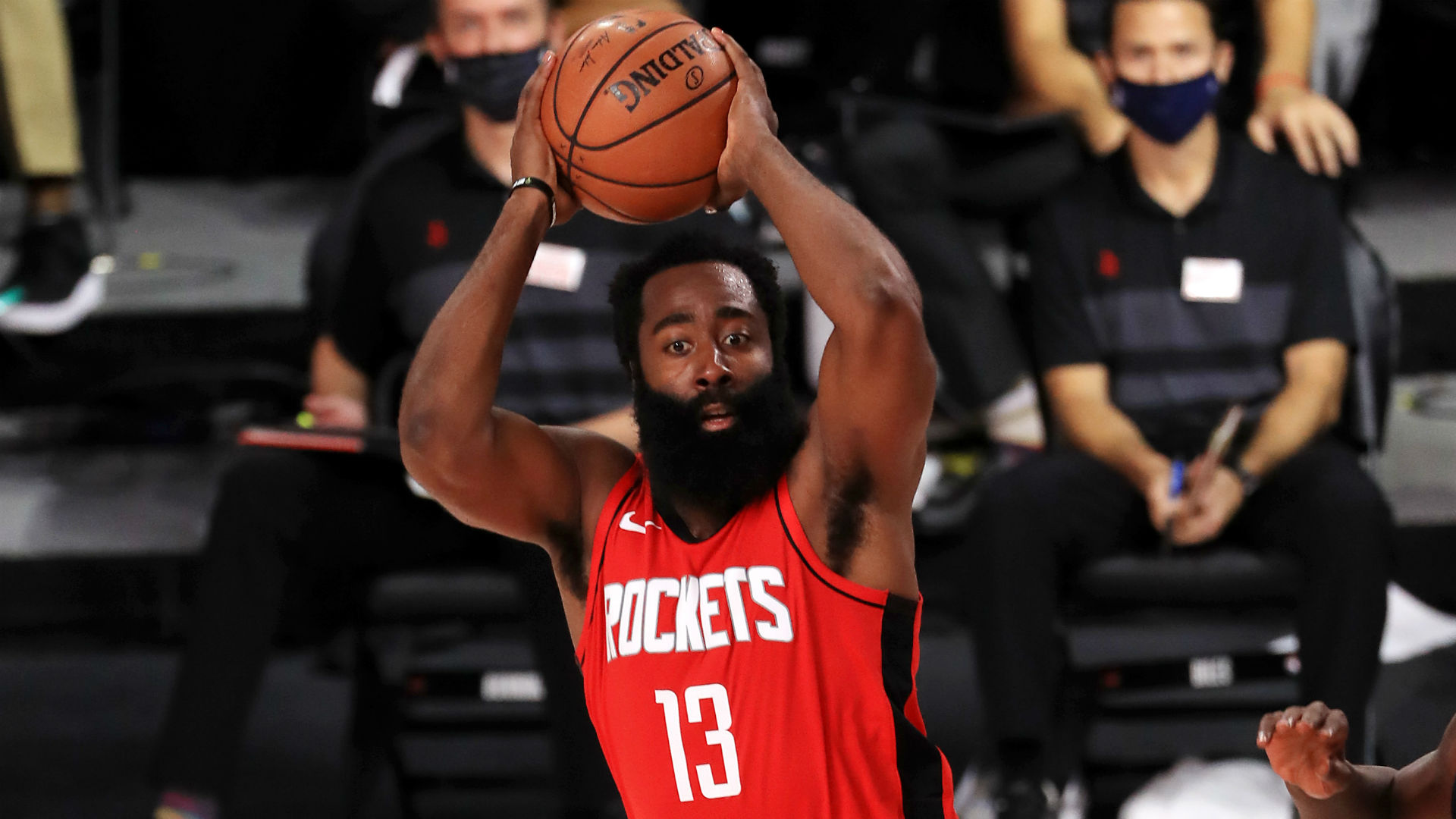 James Harden scores 49 in Rockets thriller over Mavs, but says 'it's not about the points'