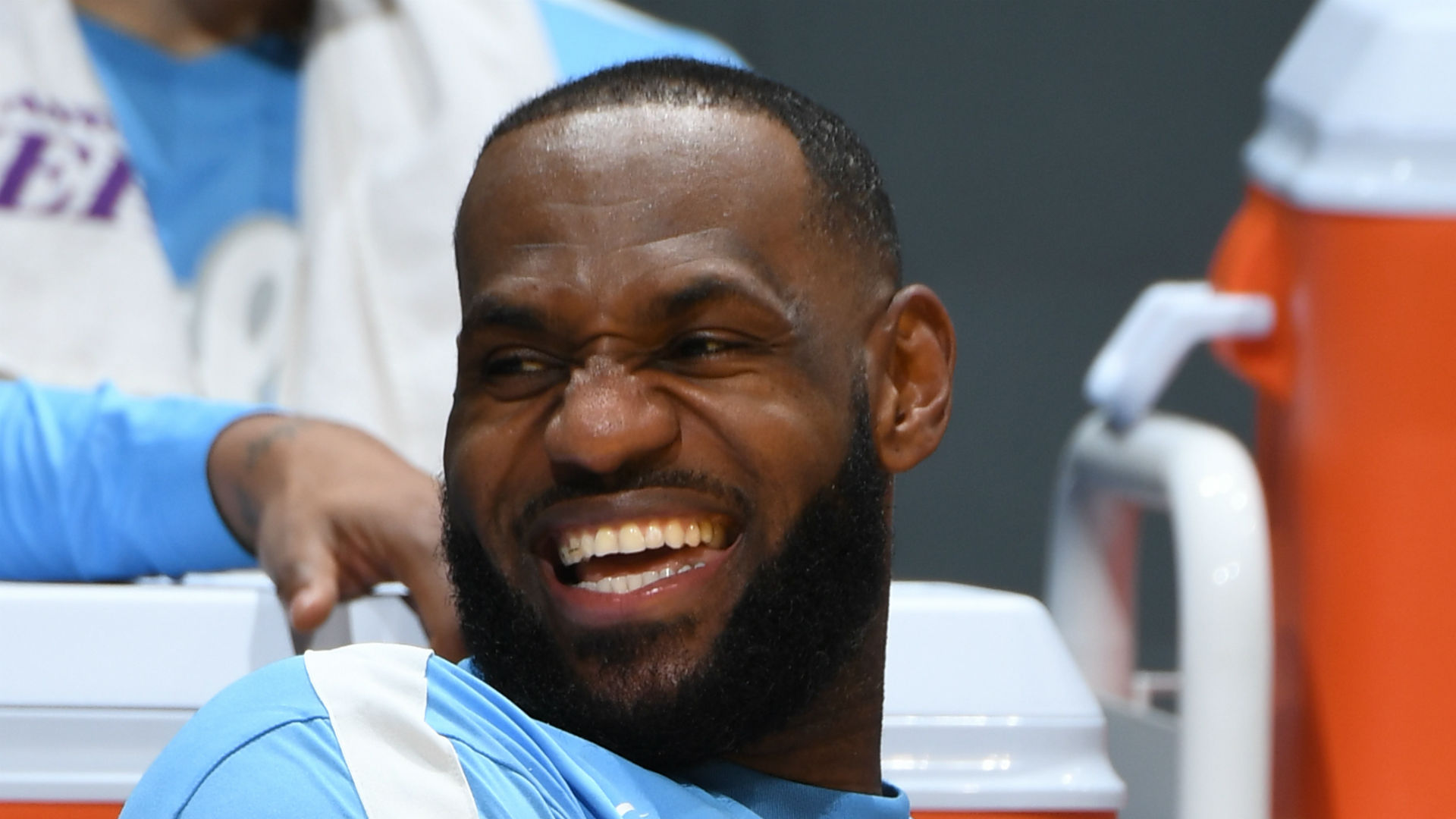 LeBron James hopes drinking wine will cure all of his problems