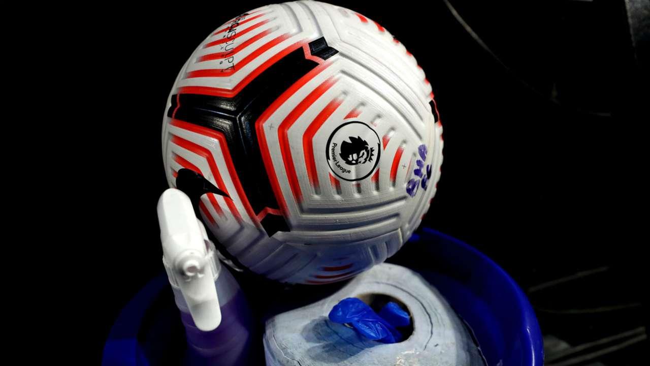 Premier League matchball