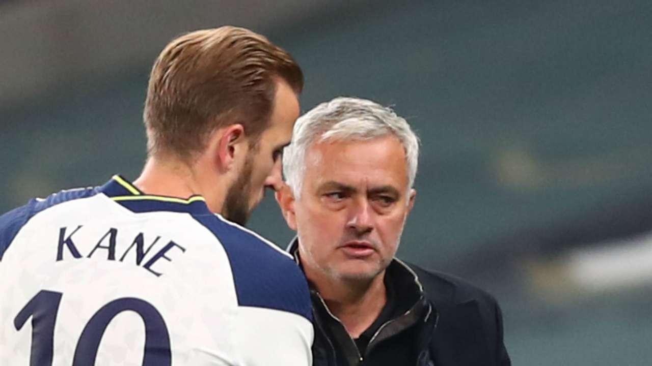Mourinho cropped