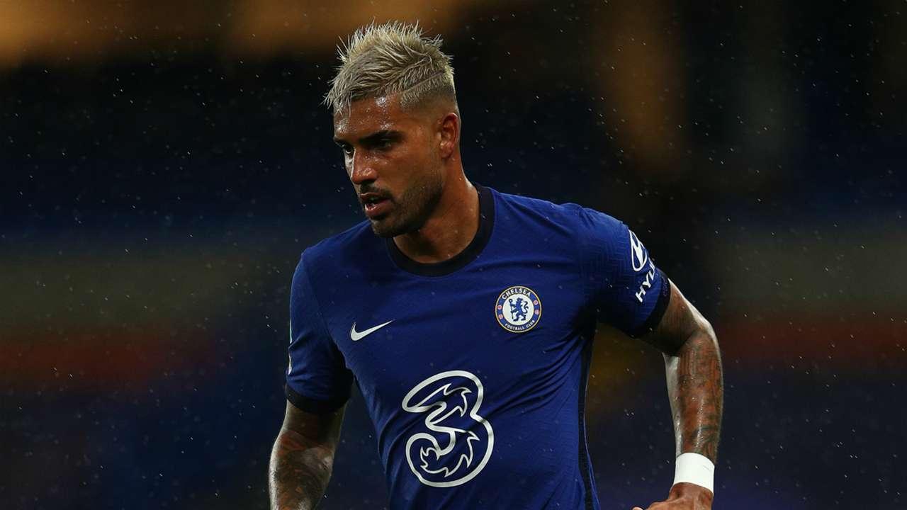 Chelsea defender Emerson Palmieri
