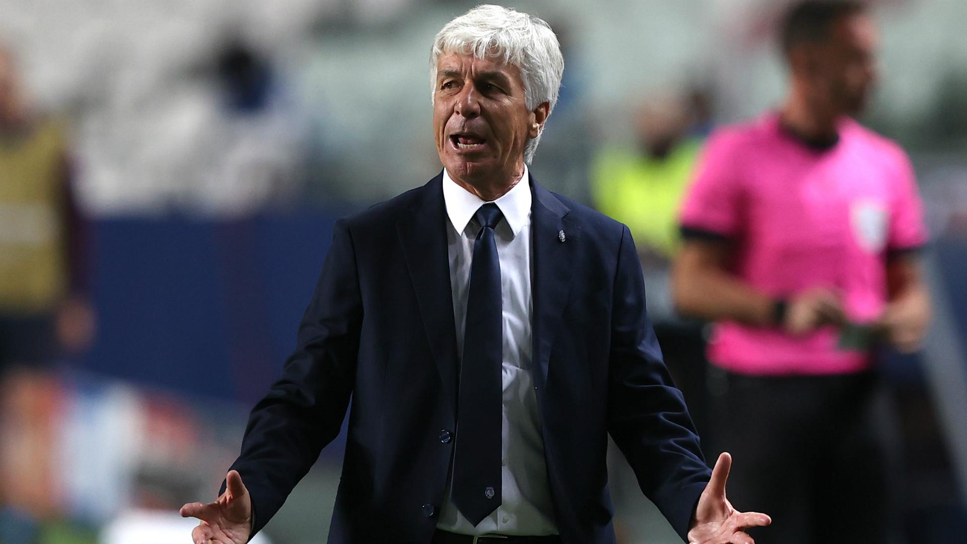 'We aim for Serie A safety every season!' - Atalanta boss Gasperini upbeat despite PSG heartbreak