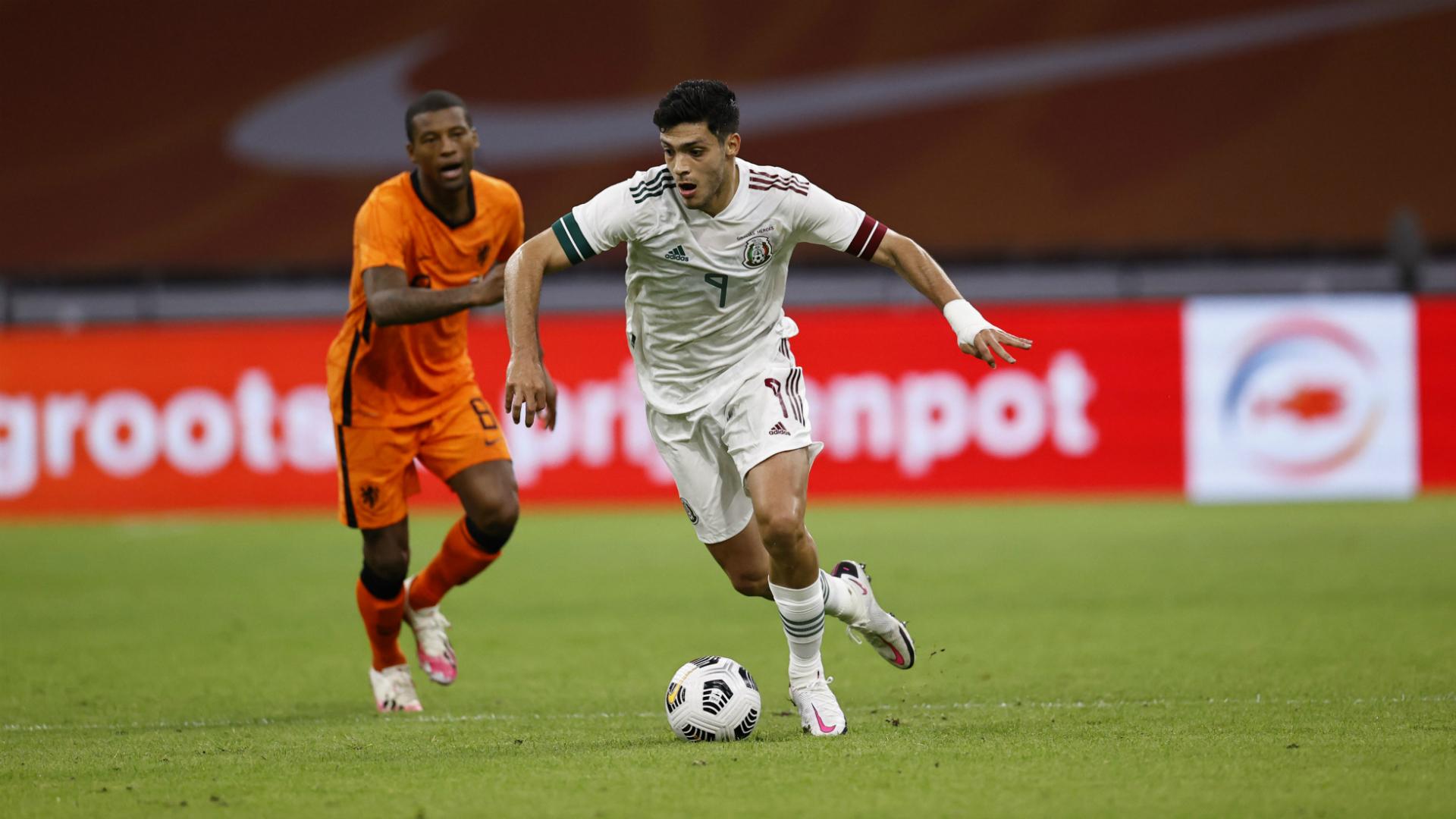 Netherlands 0-1 Mexico: De Boer era begins with defeat