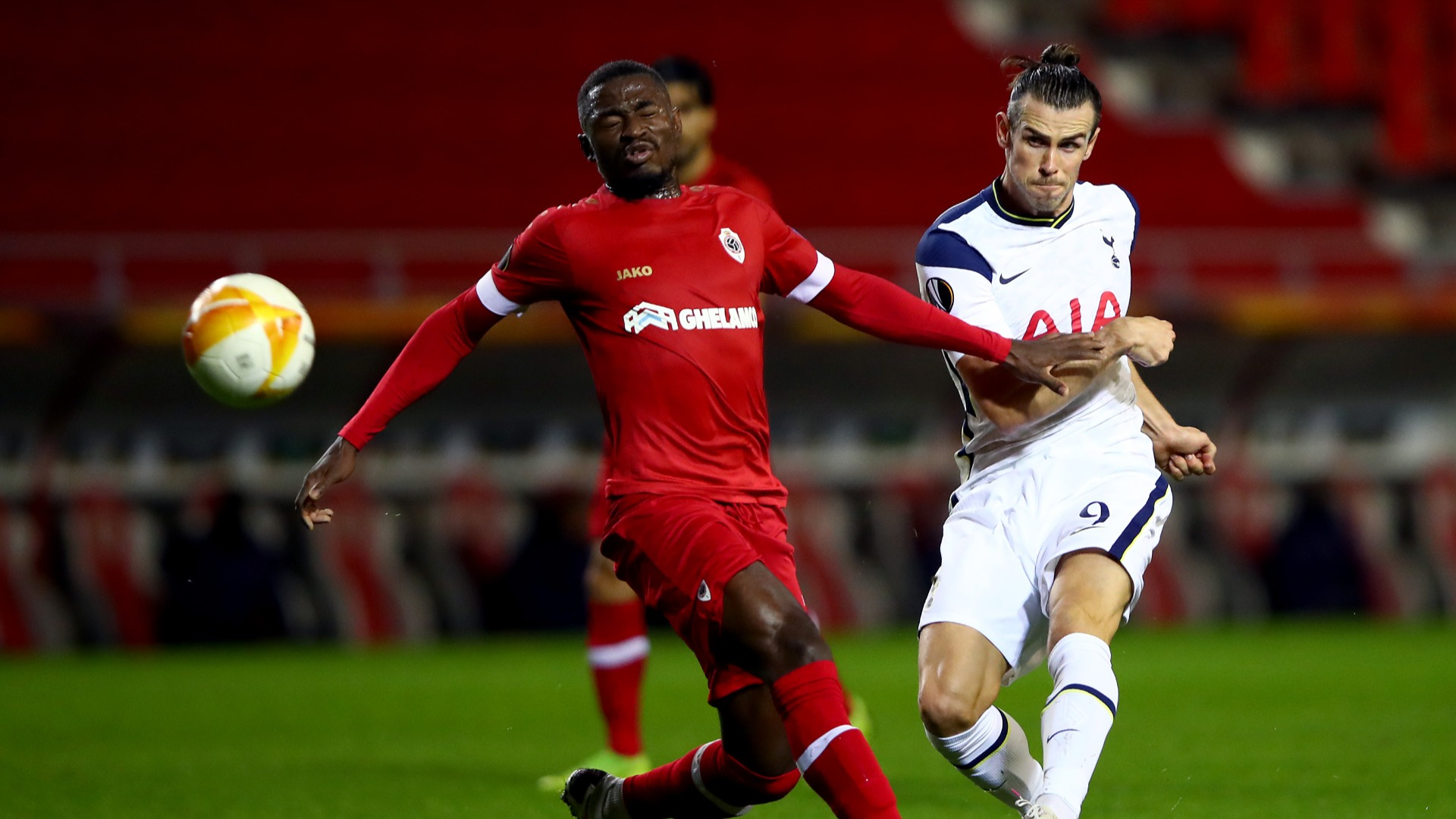 Royal Antwerp 1-0 Tottenham: Alli and Bale hooked as sloppy Spurs suffer setback