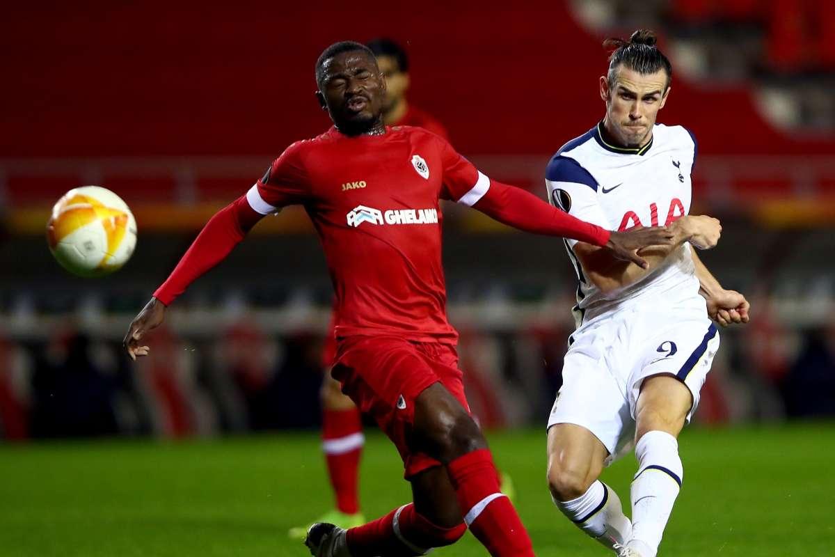 Antwerp v Tottenham Hotspur Match Report, 29/10/20, UEFA Europa League |  Goal.com