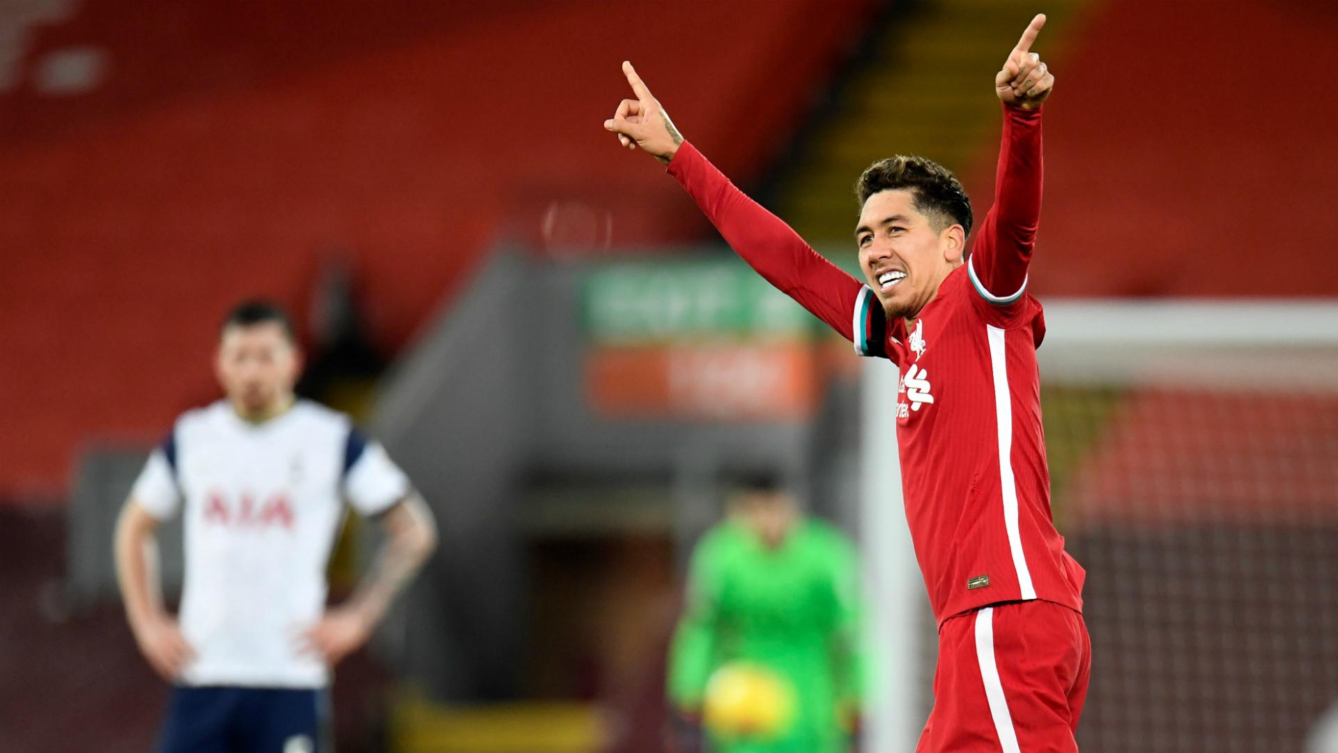 Liverpool v Tottenham Hotspur Match Report, 16/12/20, Premier League    Goal.com